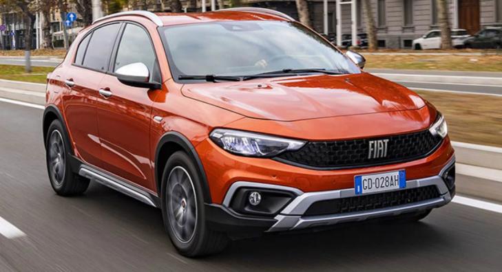 Fiat Egea Cross 2021